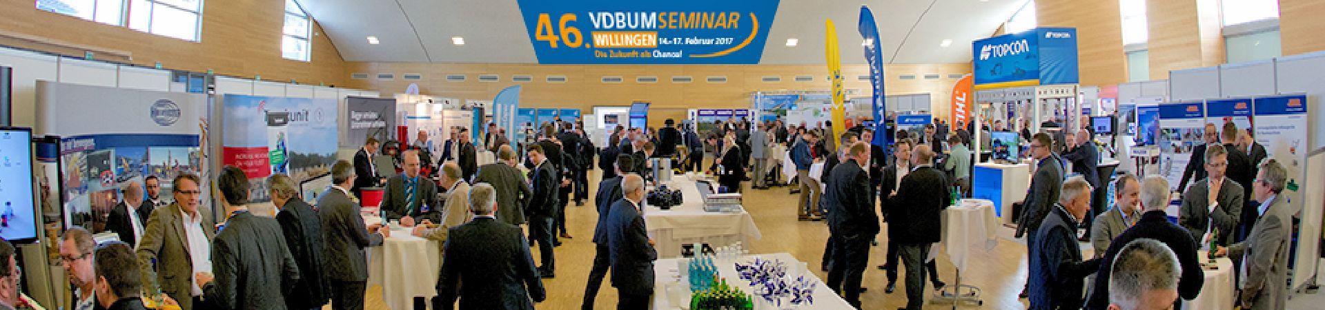 46. VDBUM-Seminar 2017