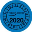 230 Prüfung von Elektrischen Hand- und Kleingeräten 2020 Durchm. 25 mm