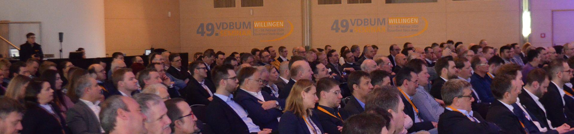 49. VDBUM-Seminar 2020